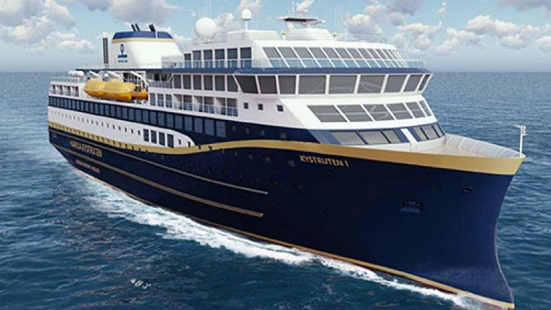 Havila - neue norwegische Postschiffe ab 2021